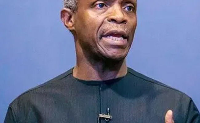 The Nigerian-British Chamber of Commerce - Osinbajo, Katagum For World MSME Day
