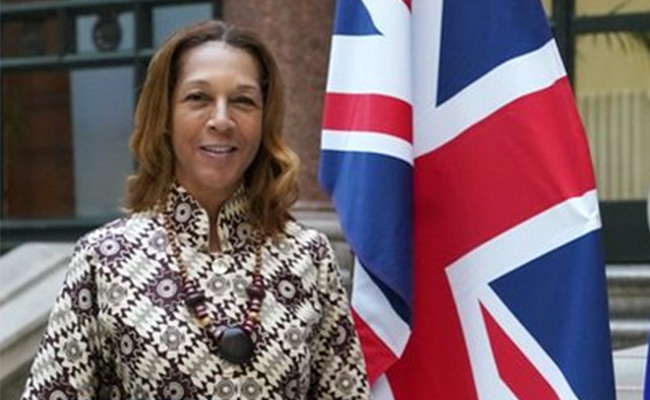The Nigerian-British Chamber of Commerce - UK Government Appoints British-Nigerian as UK Trade Envoy to Nigeria