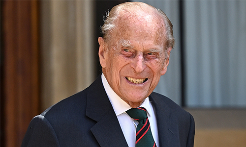 The Nigerian-British Chamber of Commerce - Buckingham Palace Announces Prince Philip Has Died At 99