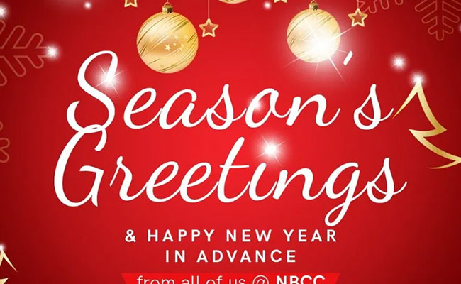 The Nigerian-British Chamber of Commerce - Seasons Greetings From All Of Us