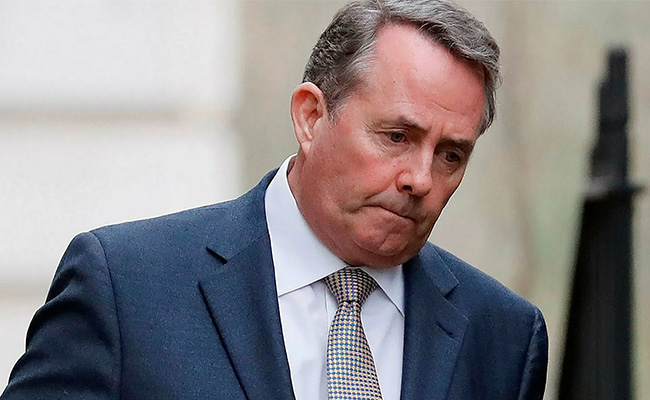 The Nigerian-British Chamber of Commerce - UK nominates Liam Fox to Lead World Trade Organization