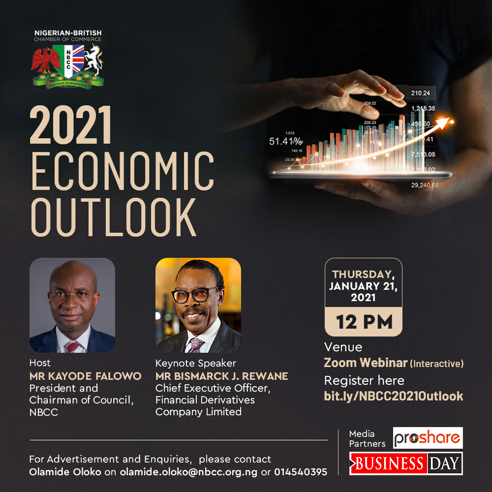 NBCC Upcoming Programmes - 2021 Economic Outlook
