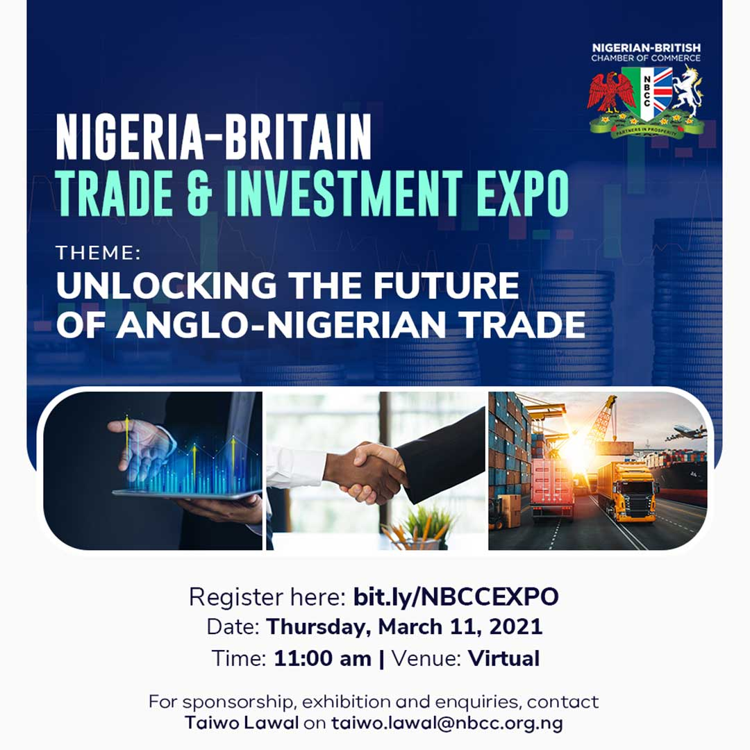 NBCC Upcoming Programmes - Nigeria Foreign Trade